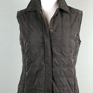 Faconnable Quilted Puffer Vest